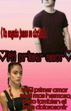 Mi Primer Amor CNCO ( Christopher Y Tu) by paolaarellanosantos