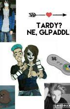 Tardy? Ne, Glpaddl! [BoyxBoy] #glpaddl by nuk_nuk02