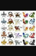 MYTHICAL CREATURES by dumbo_lover