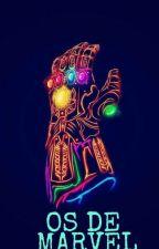 One Shots De Marvel. by SOKOVIAGIRL