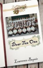 Dear Ten-One ♥ (Updating) by Lawrence_Bequio