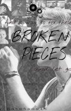 Broken Pieces (A Luke Hemmings Fanfic) by Kate5sos15