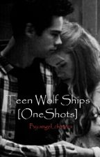 Teen Wolf Ships [ONE SHOTS] by angel_chimera