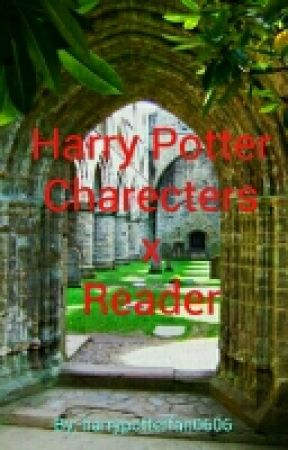 Harry Potter Charecters x Reader - Percy Weasley x Reader