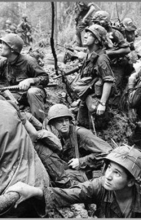 Vietnam War Veterans by PerfectlyImperfect66
