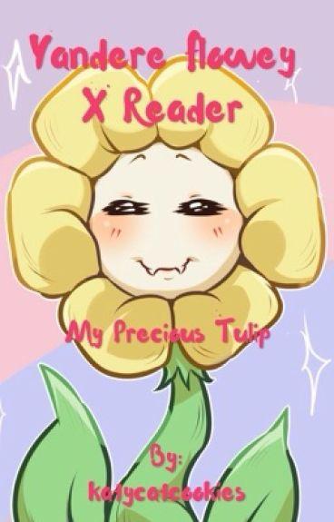 Yandere flowey x reader