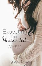 Expecting the Unexpected //H.S// by greyunknown