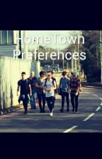 HomeTown Preferences (Finished/Not Part of Fandom Anymore)  by goldenbradley