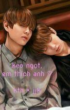 • kth × jjk • kẹo ngọt, em thích anh ♡ by minhanri