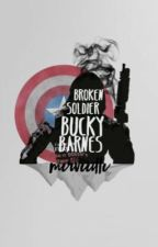 Broken Soldier   Bucky Barnes  by LongoGirl