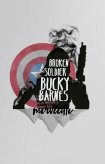 BROKEN SOLDIER | BUCKY BARNES