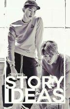 + story ideas by aegyotae