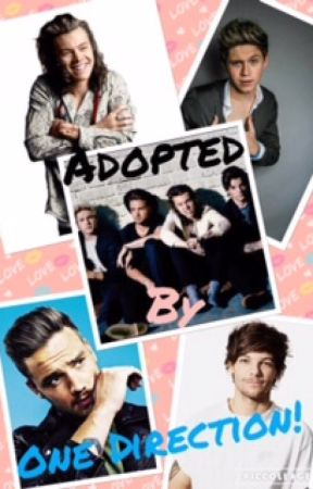 One Direction adopted me by emmizz36