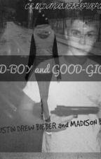 BAD-BOY and GOOD-GIRL by CrindanaBiebsPurpose