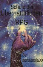 Schule der Übernatürlichen (Rpg) by sonsonsja00