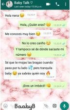 Baby Talk®  (+18) [Whatsapp]  by BaabyB