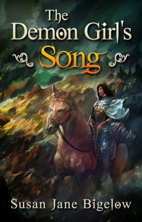The Demon Girl's Song by DreamingRobotPress