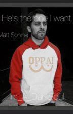 He's the one i want. (A Matt Sohinki/Smosh Games fanfiction) by Im_a_DarkSoul