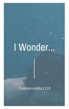 I Wonder by Cookstrr