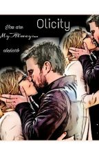 As de Corazones || Olicity by AlexxiaRB