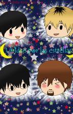 Unidos por las estrellas (BL/Yaoi) #EWA by Kina_chan