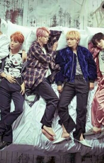 BTS Imagines[COMPLETED]