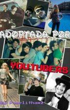 Adoptada Por YOUTUBERS | Terminada - Editando by TheStormGray