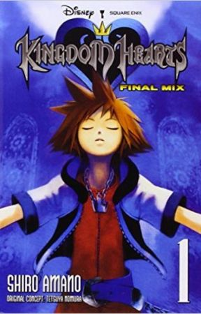 Kingdom Hearts: Final Mix by Zenday109