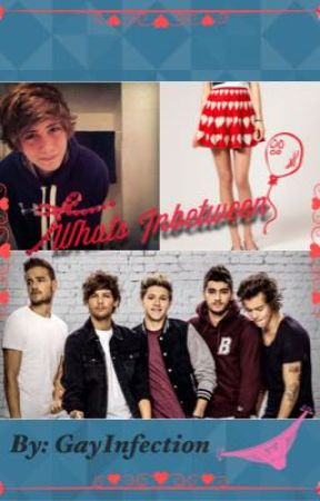 What's Inbetween (One Direction Niall Horan Gay Image) by GayInfection