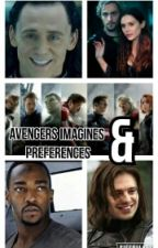 Avenger Imagines & Preferences by gbearbear1234