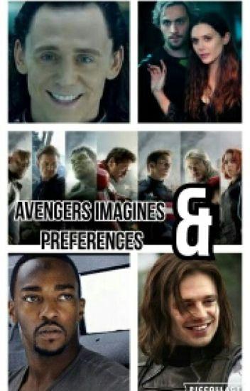 Avenger Imagines & Preferences