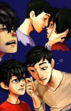 ¿Quién Es Para Mí? (Tadashi x Hiro) (Kyle x Hiro) by Giovanni3C