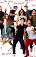 Dirty Teen wolf imagines  by Were_coyote
