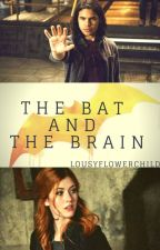 The Bat and the Brain || Cisco Ramon by LousyFlowerChild