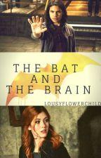 The Bat and the Brain || Cisco Ramon by LousyFlowerChild