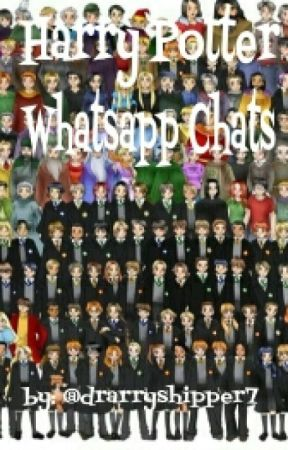 Harry Potter Whatsapp Chats by drarryshipper7