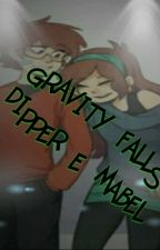 Gravity Falls Dipper E Mabel by monstertauz