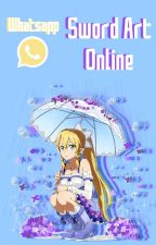 Sword Art Online WhatsApp © by _Darknees_