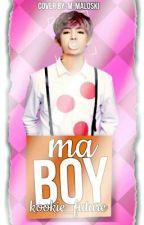 Ma Boy (TaeHyung Y Tu) by Ginacask