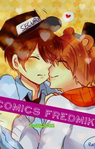 Comics FredMike
