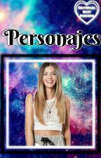 ...Personajes... by EditorialBestFriends