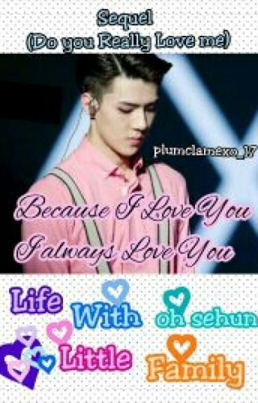 Life With Little Family (Sehun Fanfiction)