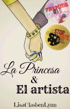 La Princesa & El Artista ||Miraculous Ladybug|| by LisaClasbenLynn