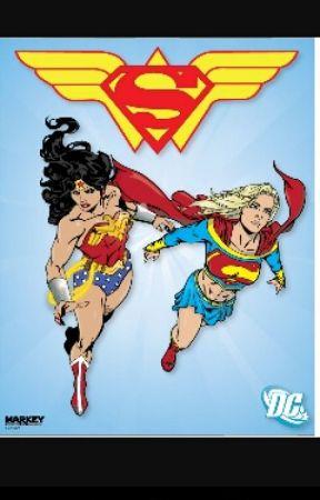 Supergirl And Wonder Woman Poison Ivy Part 2 Wattpad