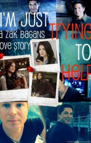 I'm Just Trying To Help (A Zak Bagans Romance)