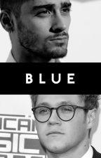 BLUE // z.h by moonlight-heart
