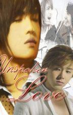 Unspoken Love  (BoyxBoy) by yunxjae