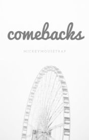 Amazing Book Of Comebacks by MickeyMousetrap