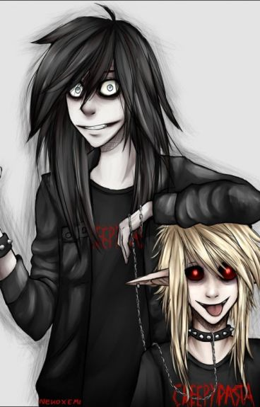 Jeff the killer x ben drowned x demon reader lilly wolford