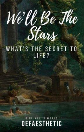 We'll Be The Stars ➤ Lucas Friar by ItIsJustRene
